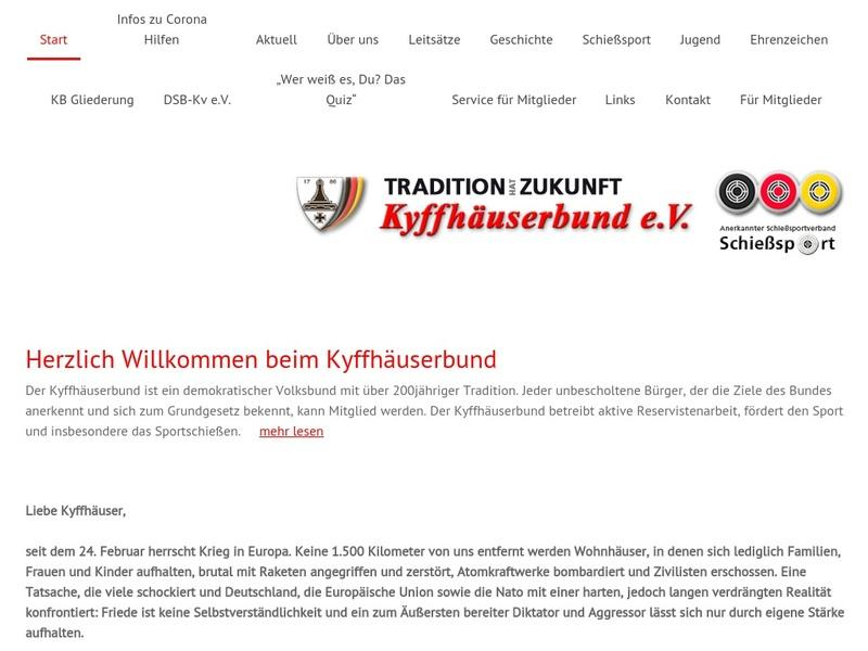 Screenshot von https://www.kyffhaeuserbundev.de/